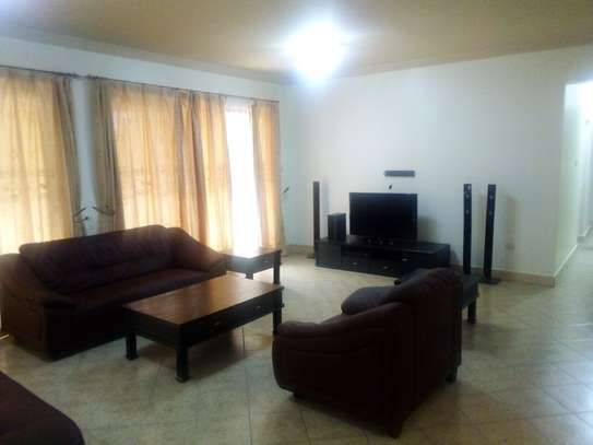 LUXURY 3 BED ROOMS APARTMENT FULLY FURNISHED FOR RENT IN UPANGA image 1