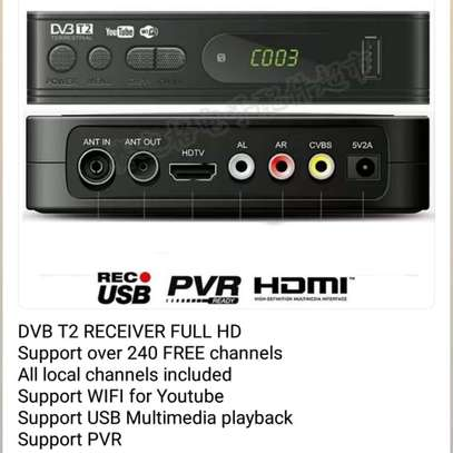 DVB T2 LOCAL RECEIVER FREE CHANNEL