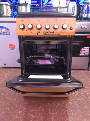 Euron 4 Gas Cooker & Electric Oven image 2