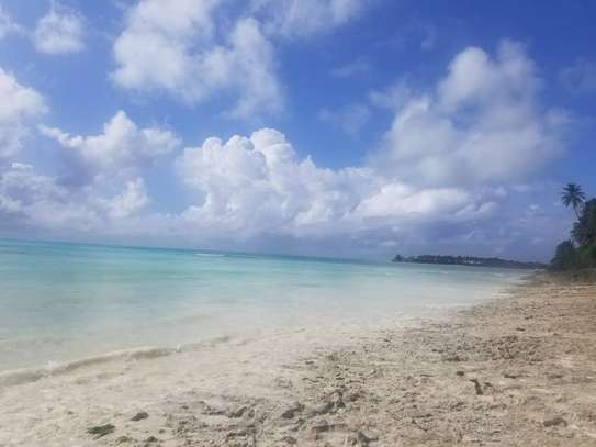 35,000 sqm+ JAMBIANI SEAFRONT LAND FOR SALE IN ZANZIBAR ISLAND