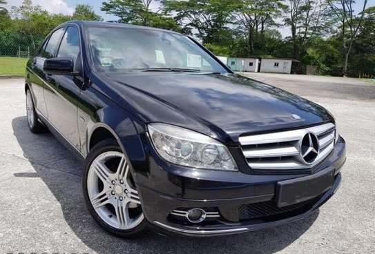 2010 Mercedes-Benz C180 USD 6700 UP TO DAR ES SALAAM PORT
