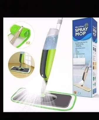 BRAND NEW ORIGINAL SPRAY AND SPIN MOPS FOR SALE