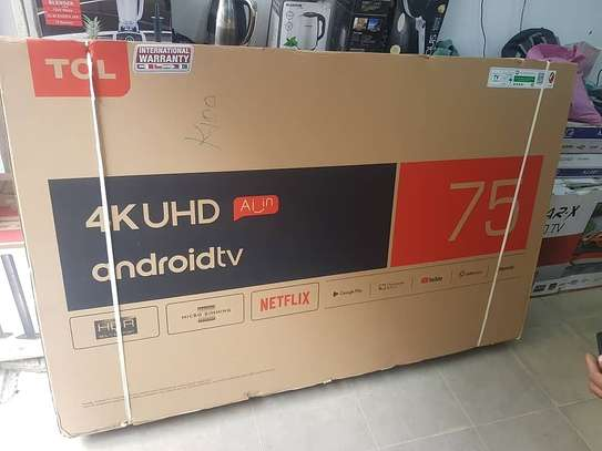 TCL ANDROID SMART UHD 4K