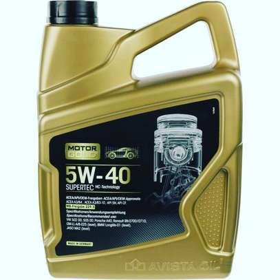 European/German Cars Recommended Engine Oil from German