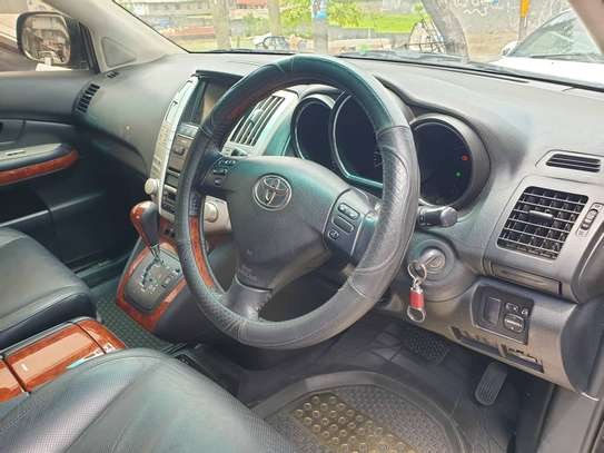 2007 Toyota Harrier image 9