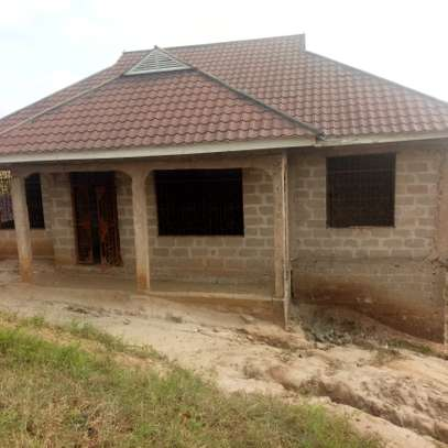3Bdrms New and Unfinished House at Salasala kwa Ubarikiwe