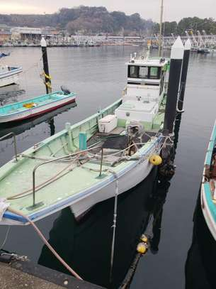 Deep Sea Fishing Vessels available for import in Tanzania image 13