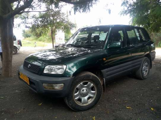 2002 Toyota Rav-4 Old model image 13