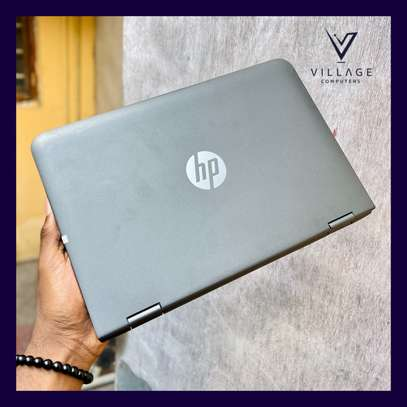 HP x360 G2 yoga touch screen image 4