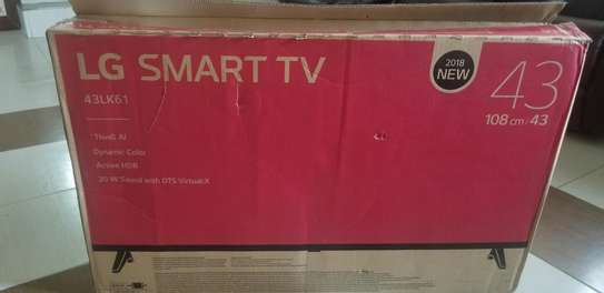 LG SMART TV 43 INCHES image 1