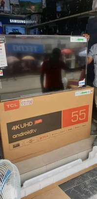 TCL SMART 4K UHD ANDROID 55