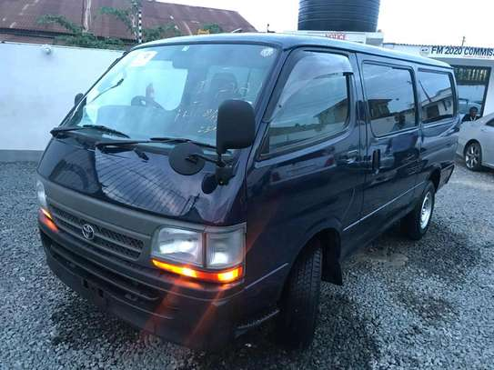 1999 Toyota Hiace Carrier image 1