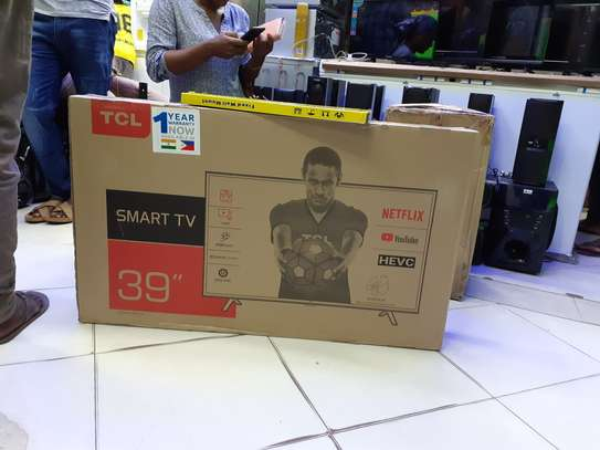 Tcl Smart Tv 39 Inches image 1