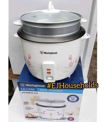 1.8L Rice Cooker image 1