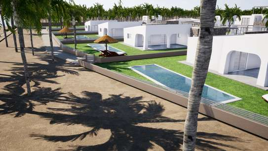 700 Sqm The Park Village Kiwengwa Zanzibar