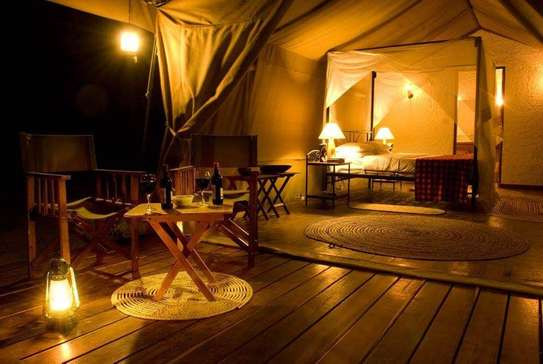 12 BDRMS SAFARI CAMP FOR RENT- TANZANIA