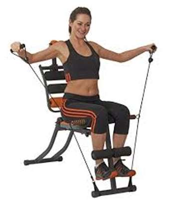 Home Gym Six Pack Exercise Bench