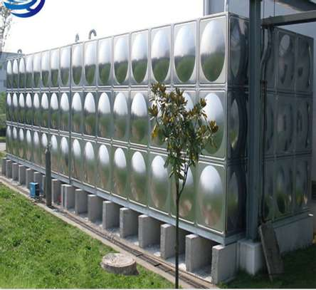 STAINLESS STEEL TANKS 304 OR 316 MATERIALS image 1