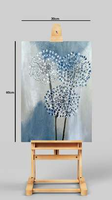 Hand Painted Art 60X30 cm #04
