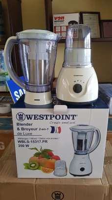 Westpoint Multifunction Electric Food-mill Blender Mixer – 1.5L image 1