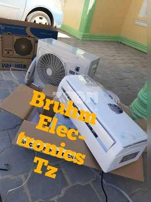 BRAND NEW BRUHM AIR CONDITIONER 850,000 free delivery image 2