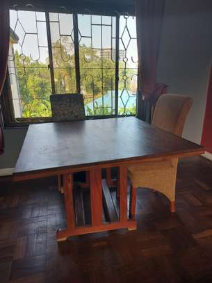 Dining Table and Chair for sale - very discounted