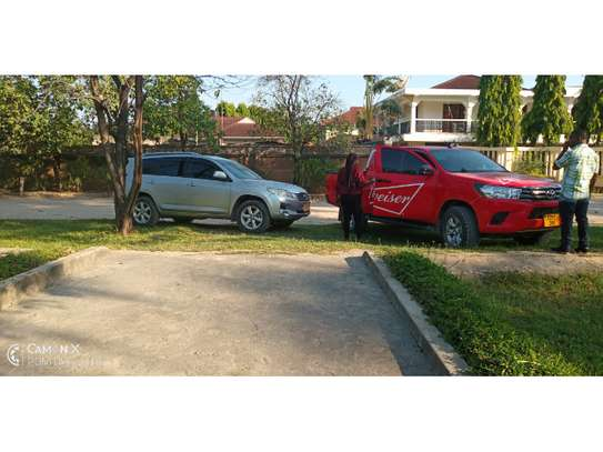 2bed furnished all  ensuet at mikocheni$400pm image 10
