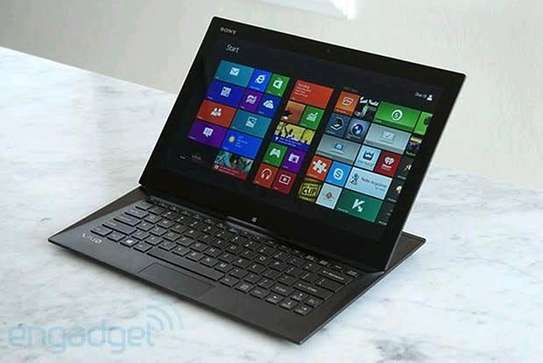 SONY TABLET LAPTOP