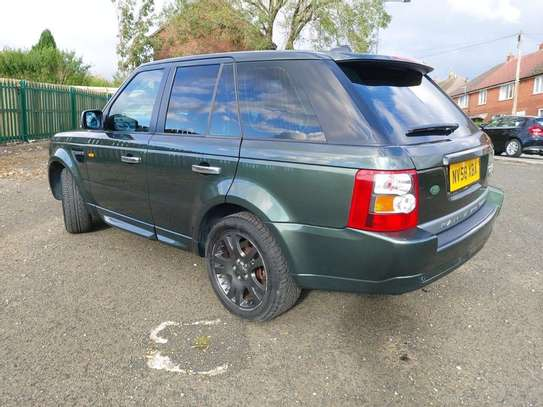2008 Land Rover Range Rover Sport image 5