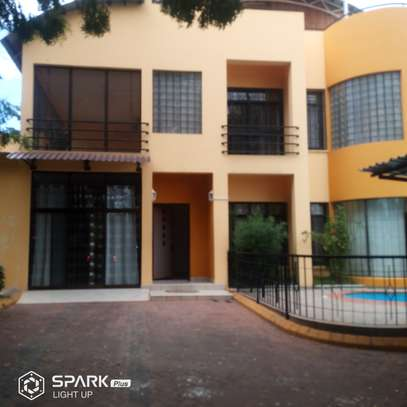 4bdrm house to let in masaki image 1