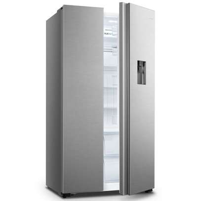 OFFER Hisense H670SIA-WD | (Side By Side) Refrigerator - Hisense SA image 3