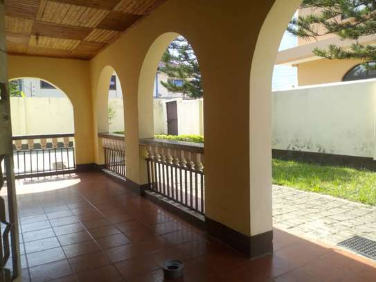 3 bed room big house for rent at mikocheni image 4
