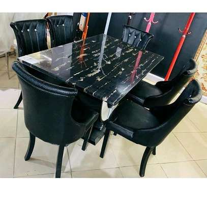DINING TABLE MARBLE image 2