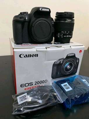 New Canon 2000D image 1