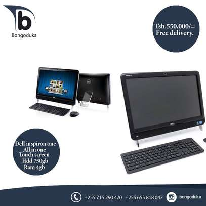 Dell All in one Touch screen