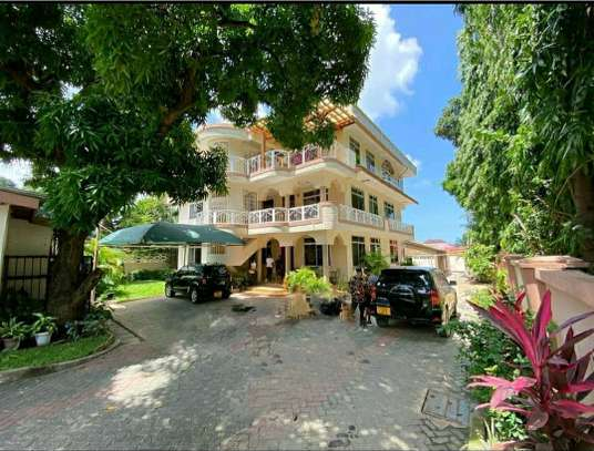an appartment is available for rent at mbezi beach road to whitesands hotel image 1