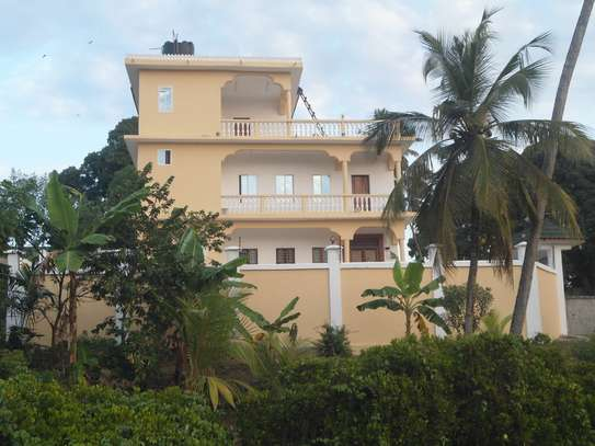 3 BDRMS SEAVIEW HOUSE FOR SALE IN ZANZIBAR ISLAND