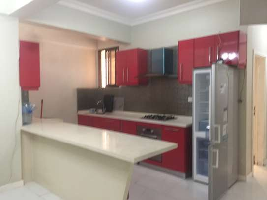 Three bedrooms apart full furnished upanga for rent image 2