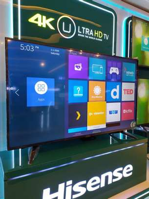 "HISENSE 75"" SMART TV UHD 4K SERIES7 image 1"