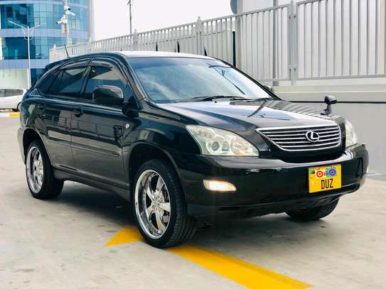 2006 Toyota harrier image 11