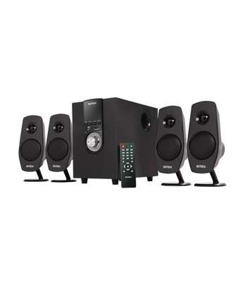 Intex Vogue-It304-Suf 4.1 Channel Multimedia Speakers