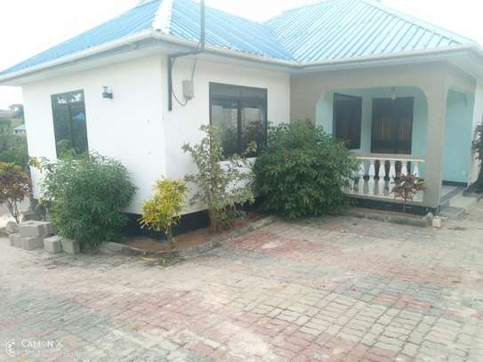 3bed house at goba tsh 300,000