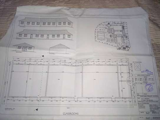 PLOT FOR SALE FOR  SCHOOL CONSTRUCTION DODOMA image 3