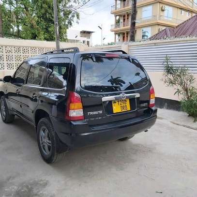 2002 Mazda Tribute image 5