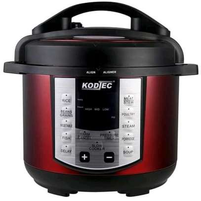 Multiple pressure cooker image 1