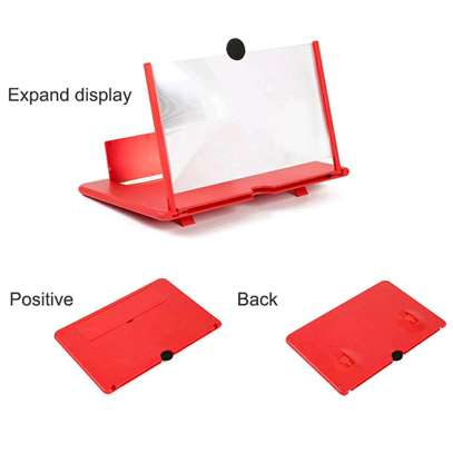 3D 12 inch Folding Cell Phone Screen Magnifier image 7