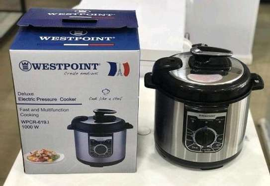 ELECTRICAL PRESSURE COOKER image 1
