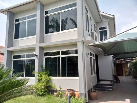 3 bed room house for rent at mikocheni kwa warioba image 1