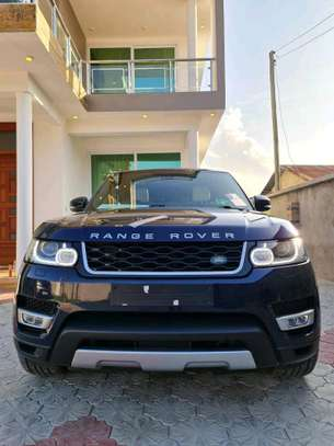 2014 Rover Range Rover Sports image 12