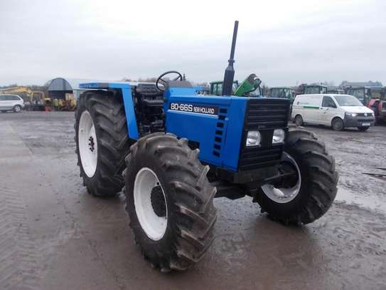 2000 NEW HOLLAND 80-66S image 2